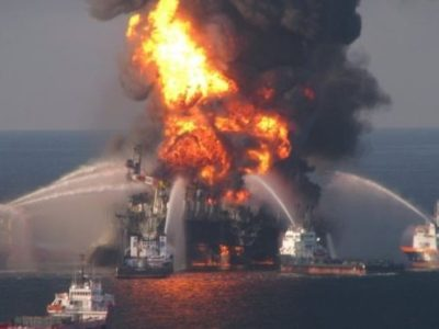 Acidente na Plataforma Deepwater Horizon