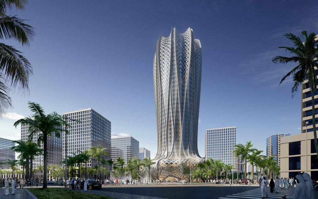 Tem Na Web - Cidade inteligente que vai receber a Copa de 2022 está em construção
