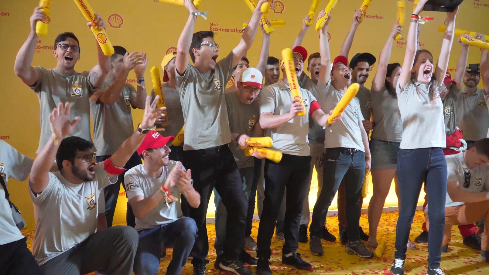 Tem Na Web - Descubra quem foram os grandes vencedores da Shell Eco-marathon 2018