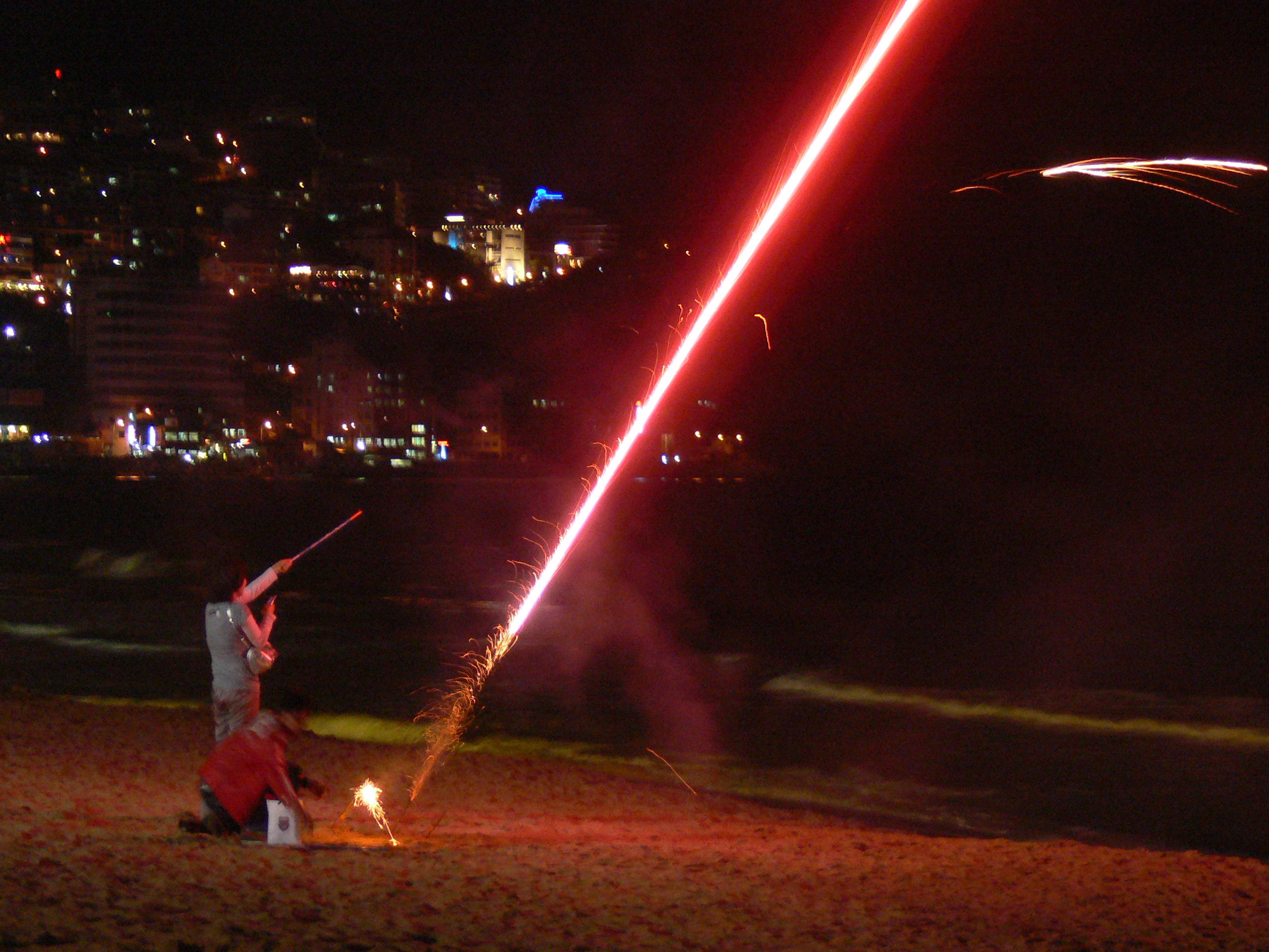 engenharia por trás dos fogos de artifício