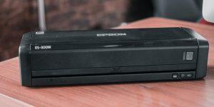 BDE Review: Scanner Portátil EPSON ES-300W para engenheiros