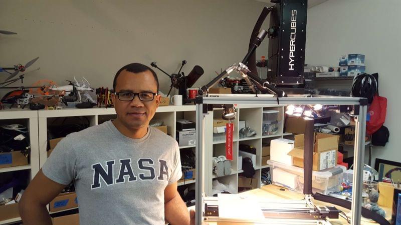 Tem Na Web - Startup brasileira cria nanosatélite que promete soluções para a agricultura