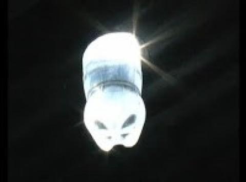 lâmpada engarrafada brasileira