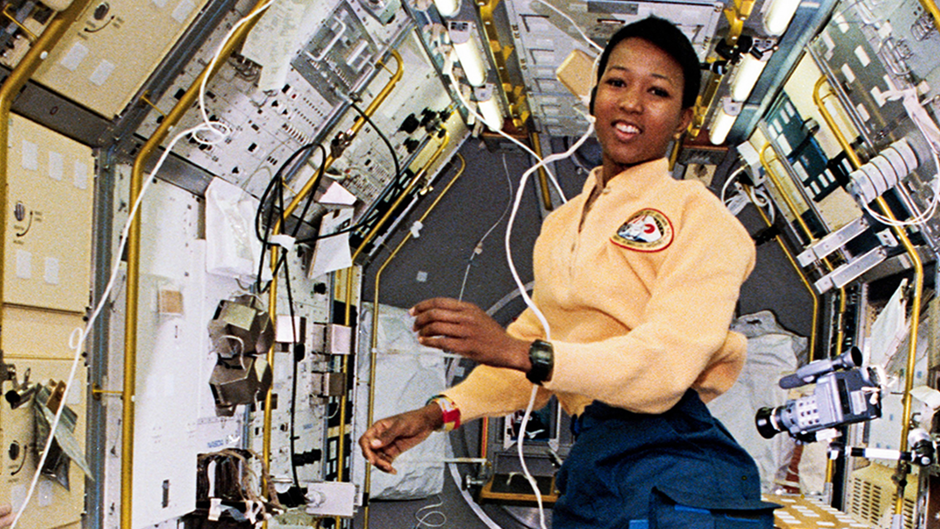 Tem Na Web - Mulheres que mudaram a engenharia e a ciência: Mae Jemison