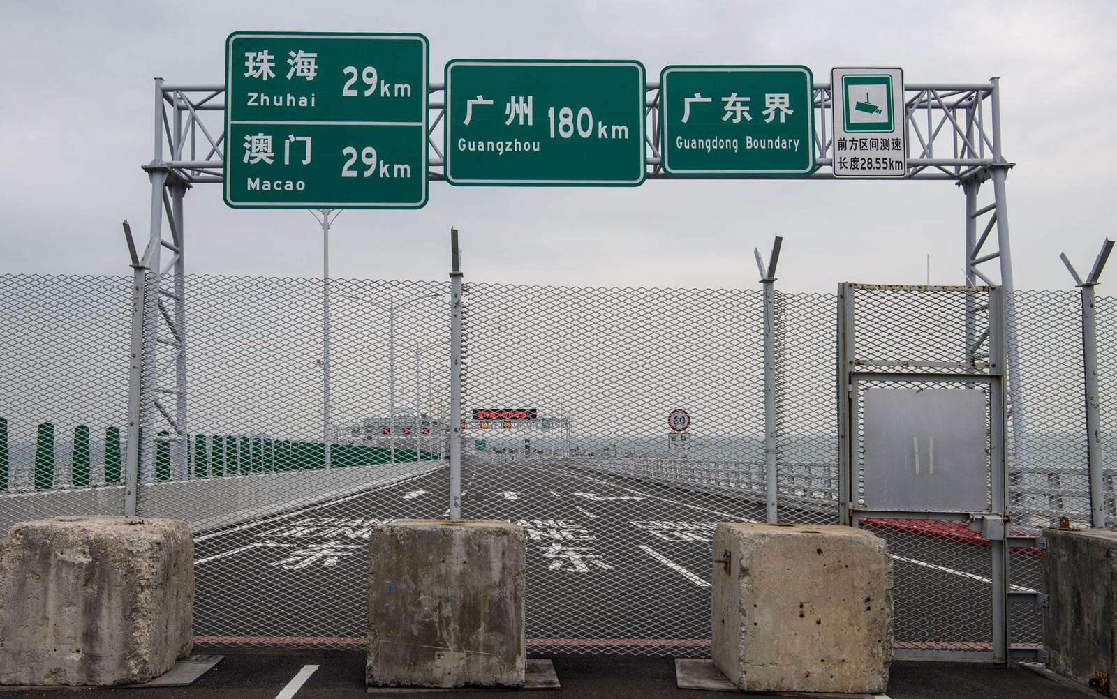 maior ponte marítima do mundo